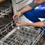 تعویض بازوی اسپری ماشین ظرفشویی