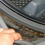 جرم گیری ماشین لباسشویی