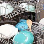 کدر شدن ظروف در ماشین ظرفشویی