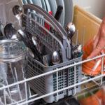 خشک نشدن ظروف توسط ماشین ظرفشویی