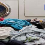 علت چروک شدن لباس ها در ماشین لباسشویی