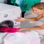 چرا ماشین لباسشویی کف نمی کند؟