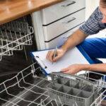 علت زنگ زدگی سبد ماشین ظرفشویی