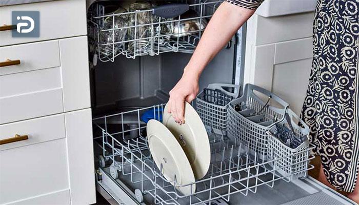 نحوه تعویض فن ماشین ظرفشویی