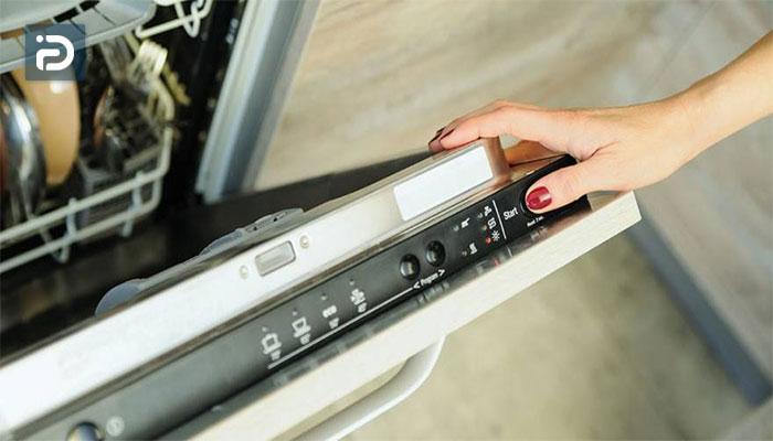 تعویض فیوز حرارتی ماشین ظرفشویی