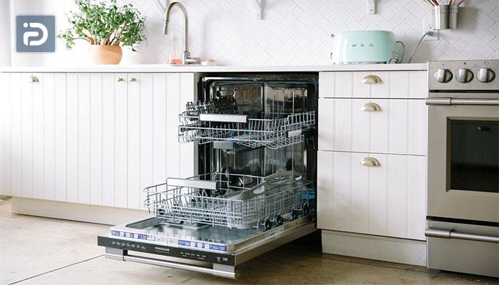 آشنایی با قطعات ماشین ظرفشویی