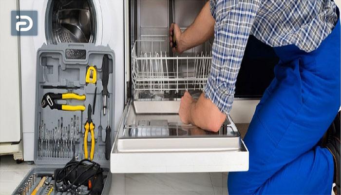 نحوه تعویض ترموستات ظرفشویی