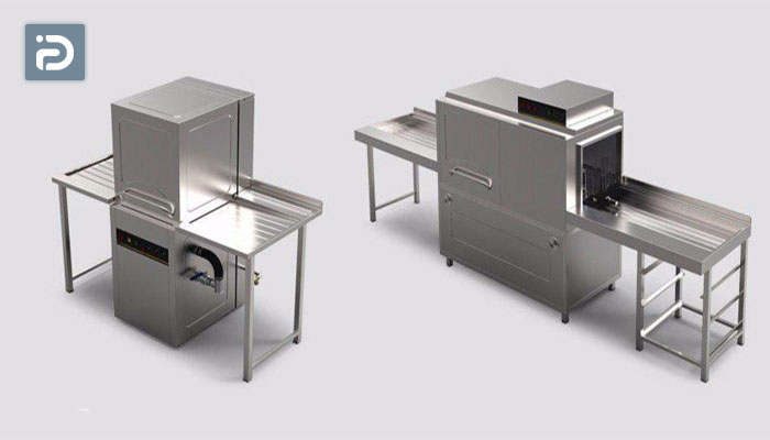 آموزش تعمیر ماشین ظرفشویی صنعتی
